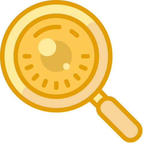 An icon of a magnifying glass | Free mortgage broker Alloa